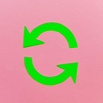 Pijlen in cirkel