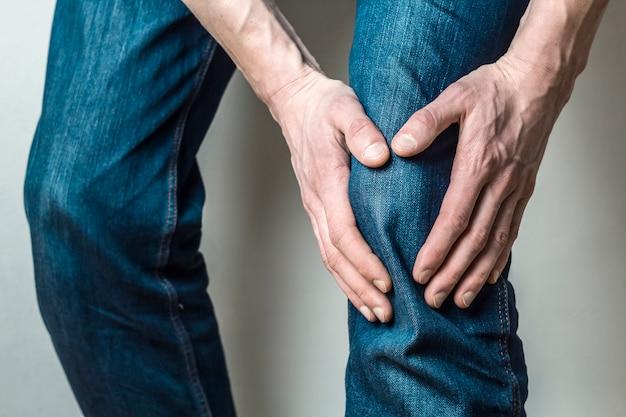 Pijn in de knie, meniscus.