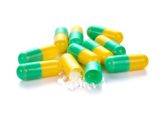 Pillen capsules