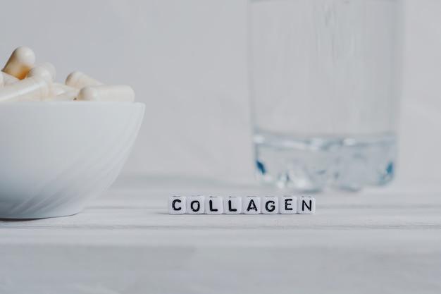Pillencapsules met collageen