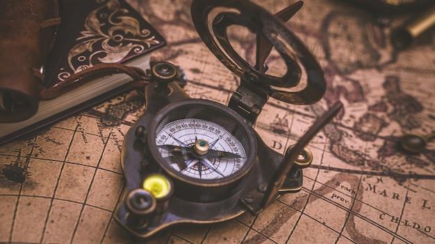 Piraat nautisch kompas