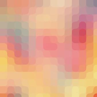 Pixelated kleuren
