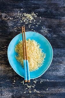 Plaat en rijst