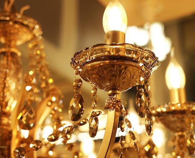Plafondlampen, kroonluchters