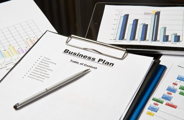 Plan een nieuw bedrijf