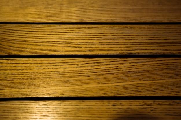 Plank houten wand