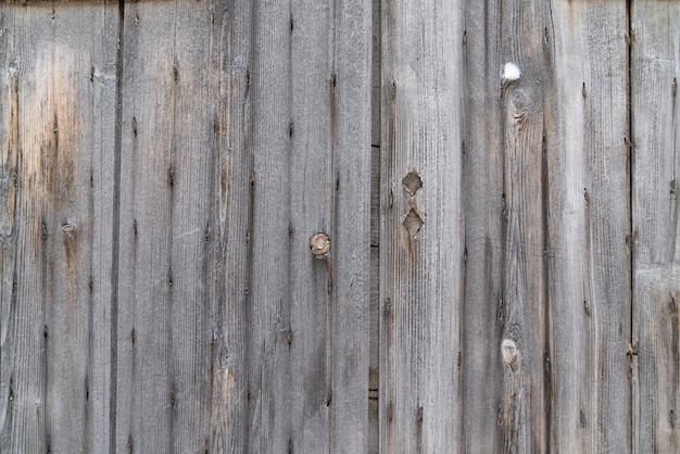 Plank verticale doorstane houten achtergrond