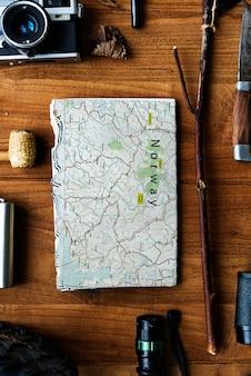 Planning voor de reis