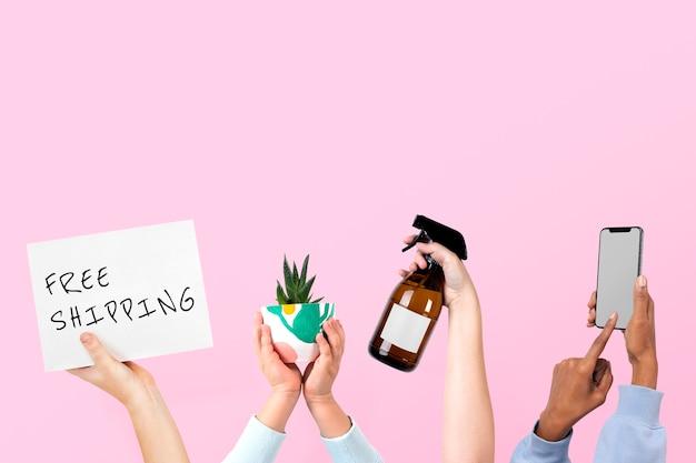Plantenverkoop gratis verzending online levering