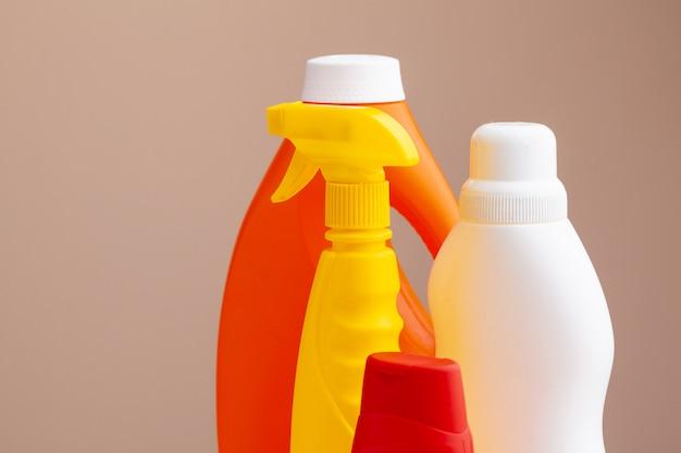 Plastic flessen om te recyclen