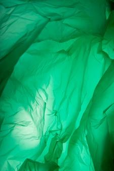 Plastic zak textuur. achtergrond.