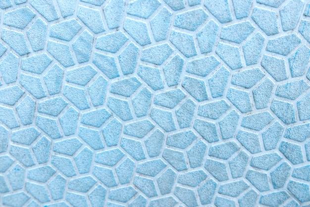 Plat lag abstract metalen behang close-up