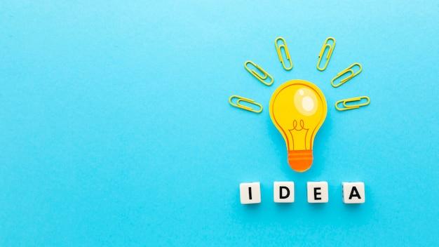 Plat lag compositie met innovatie-elementen
