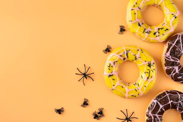 Plat lag creatief halloween-assortiment