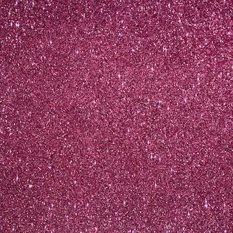Plat lag paarse glitter achtergrond
