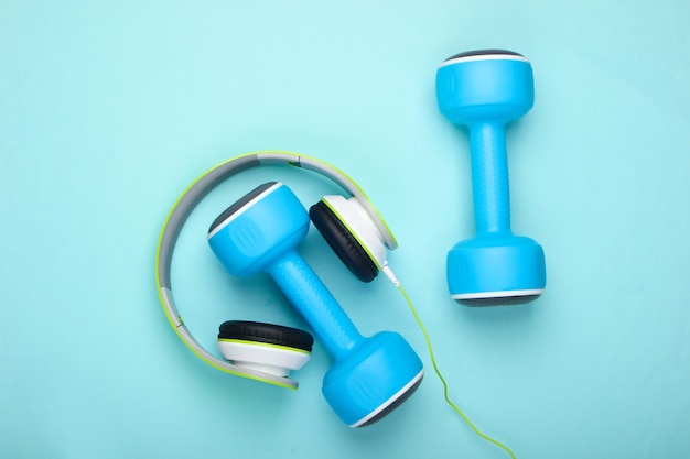 Plat lag sport en fitness samenstelling