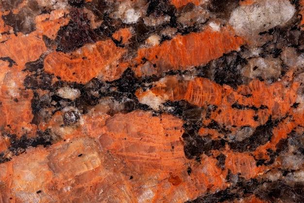 Platliggende natuurlijke marmeren textuur