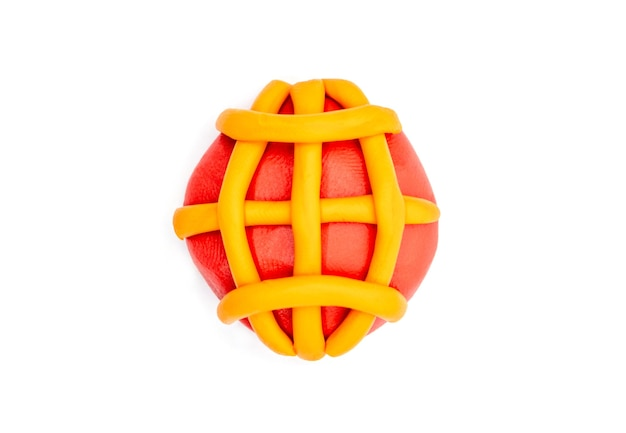 Playdough globe