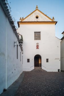 Plaza de capuchinos in cordoba