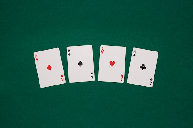 Pokerkaarten