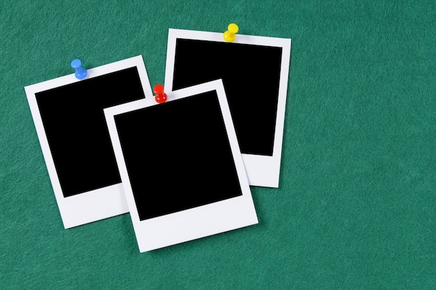 Polaroid fotoafdrukken