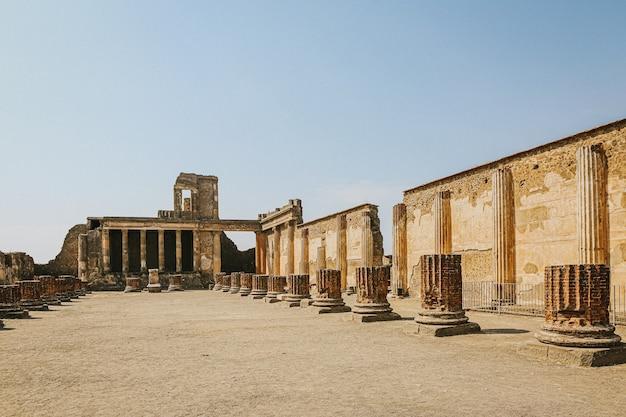 Pompei ruïnes