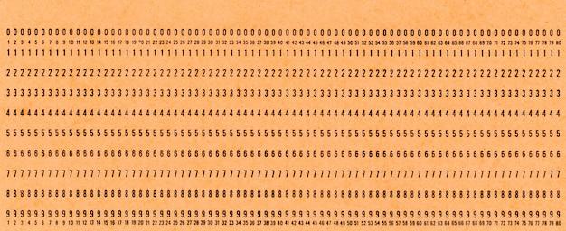 Ponskaart voor programmeren