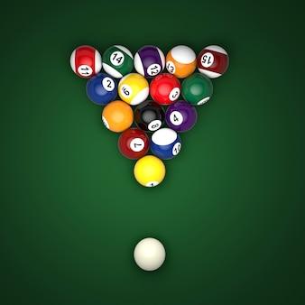 Poolballen