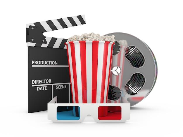 Popcorn, filmrolletje
