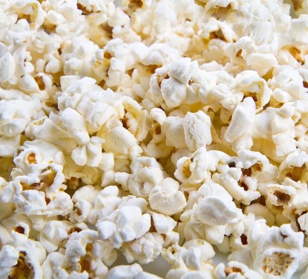 Popcorn textuur achtergrond
