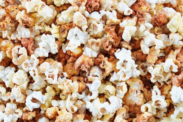 Popcorns voor een filmsessie