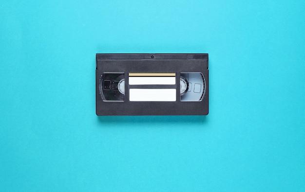 Popcultuur retro-attribuut van cassette