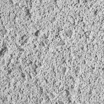 Poreuze betonnen muur