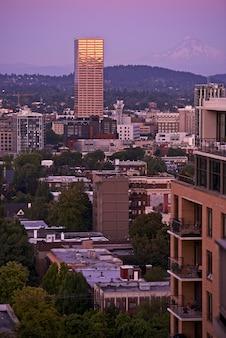 Portland en mount hood