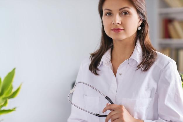 Portret van een dokter