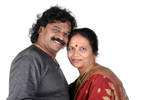 Portret van indiase paar