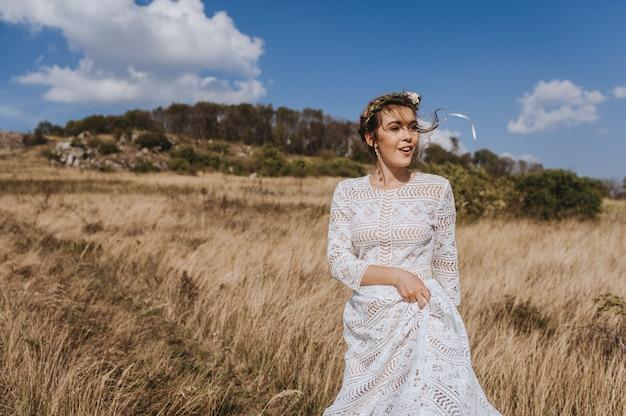Portretparen, tederheid houden van de natuur