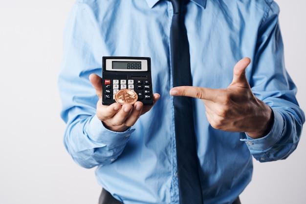 Power calculator cryptocurrency bitcoin prijsverhoging economie investering