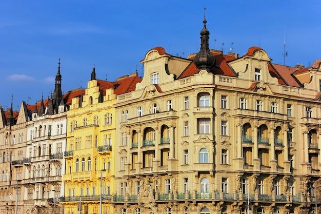 Praag architectuur