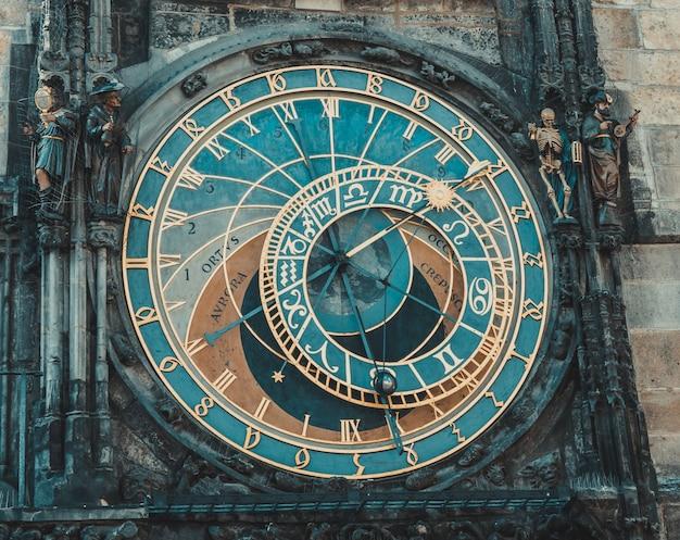 Praag astronomische klok