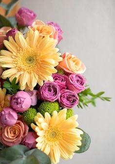 Prachtig bloemenboeket
