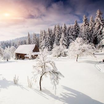 Prachtig houten huis