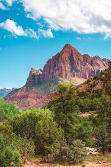 Prachtig landschap in arizona usa