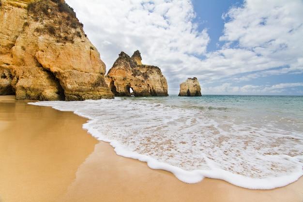 Prachtig portugees strand