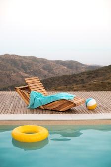 Prachtig uitzicht en zwembad