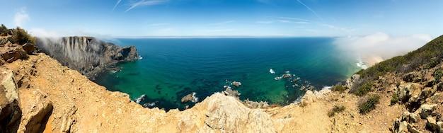 Prachtig zee landschap