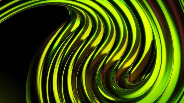 Prachtige abstracte achtergrond - 3d illustratie
