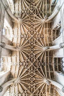 Prachtige architectuur christ church cathedral oxford, uk