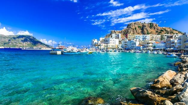 Prachtige eilanden van griekenland