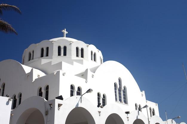 Prachtige griekse architectuur